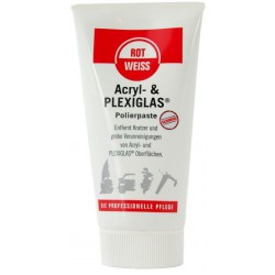 Pasta polerska do akrylu plexi do usuwania rys Rot Weiss 150 ml