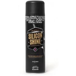 Muc-Off Silicon Shine Środek z silikonem do nabłyszczania motocykla 500 ml