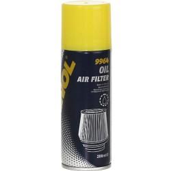 OLEJ W SPRAYU DO NASĄCZANIA FILTRA POWIETRZA MANNOL Air Filter Oil 9964 200 ml