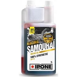 Olej silnikowy syntetyczny do mieszanki IPONE SAMOURAI RACING 2T 1l