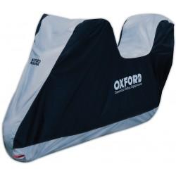 Wodoodporny pokrowiec na skuter AQUATEX OXFORD SCOOTER TOP BOX z miejscem na kufer centralny