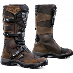 BUTY OFF-ROAD ENDURO FORMA ADVENTURE BRĄZOWE