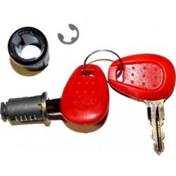 GIVI Z140R wkładka zamek 2x klucze do kufrów Monolock E41 E460 E360...