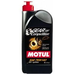 Olej przekładniowy syntetyczny MOTUL GEAR COMPETENTION 75W140 1L