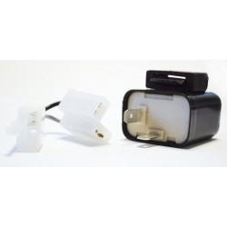 Przerywacz, przekaźnik kierunkowskazów led i żarówkowych 1-100W 2 piny CLF09