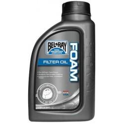 Płyn, olej do gąbkowych filtrów powietrza BEL RAY FOAM FILTER OIL 1 l
