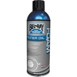 Olej do gąbkowych filtrów powietrza w sprayu Bel-Ray Foam Filter Oil 400 ml
