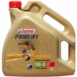 Olej półsyntetyczny CASTROL POWER 1 GPS 4T 10W40 4L