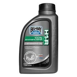 Olej silnikowy syntetyczny Bel-Ray H1-R Racing 2T 1l