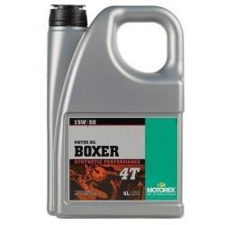 Olej silnikowy syntetyczny MOTOREX BOXER 15W50 4T BMW 4 l