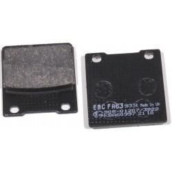 Klocki hamulcowe EBC FA063 SUZUKI GSX-R 600 750 1100