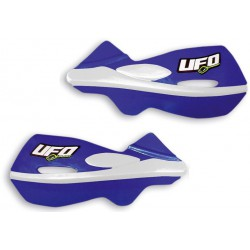 Handbary, osłony dłoni, listki UFO PLAST PATROL NIEBIESKIE YAMAHA YZ YZF DT XT WR