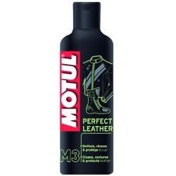 Preparat środek mleczko do czyszczenia konserwacji skór MOTUL M3