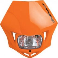Reflektor przedni lampa owiewka Polisport MMX Headlight POMARAŃCZOWA KTM