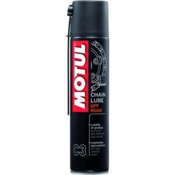 Smar do łańcuchów MOTUL CHAIN LUBE OFF ROAD 400 ml