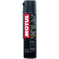 Smar do łańcucha MOTUL CHAIN LUBE FACTORY LINE C4 400 ml