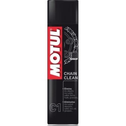 Preparat do czyszczenia łańcuchów zmywacz MOTUL C1 Chain Clean 400 ml