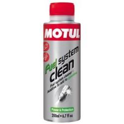 MOTUL Fuel System Clean środek do czyszczenia układu paliwowego gaźników wtrysków