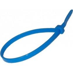 OPASKA opaski zaciskowe kablowe NIEBIESKIE YAMAHA 200x4,8 mm 4 sztuk
