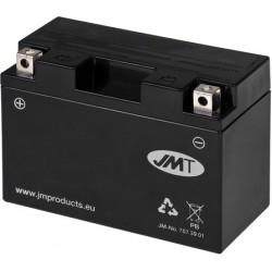 Akumulator żelowy JMT YTX9-BS ( WP9-BS ) HONDA NX 650 DOMINATOR 88-00r.