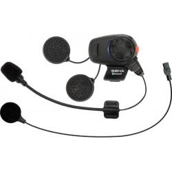 SENA Interkom motocyklowy Bluetooth do kasków otwartych szczękowych z mikrofonami na pałąku i na kablu SMH5D-01