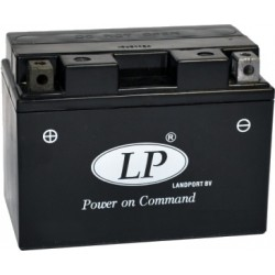 Akumulator ołowiowo-kwasowy LP 12V YTX16-BS KAWASAKI SUZUKI