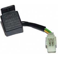 Przerywacz do Kierunkowskazów Honda LED 12V (1-100W) 4 piny