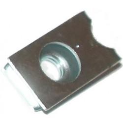 Blaszka montażowa do owiewek, blaszka śruby mocująca owiewki M8