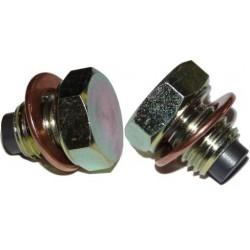 Magnetyczna śruba spustu oleju M14 x 1,5 APRILIA, DERBI, HONDA, TRIUMPH, YAMAHA