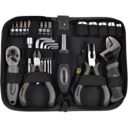 Zestaw podróżny podstawowych narzędzi narzędzia motocyklowe OXFORD TOOL KIT PRO