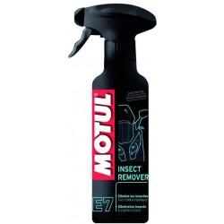MOTUL E7 INSECT REMOVER Preparat do usuwania insektów owadów 400 ml