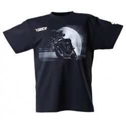 Koszulka motocyklowa t-shirt SECA MOON