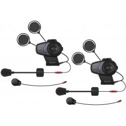 Interkom motocyklowy SENA 10S-01D FM Bluetooth 4.1 na dwa kaski