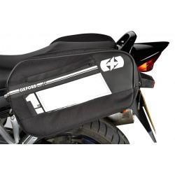Sakwy boczne motocyklowe OXFORD F1 Small OL444 45l