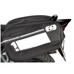 Sakwy boczne motocyklowe OXFORD F1 Large OL445 55l