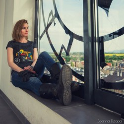 T-shirt damski koszulka FUEL YOUR SOUL