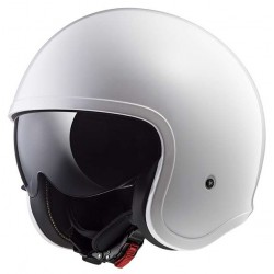 Kask otwarty bobber LS2 OF599 SPITFIRE SOLID WHITE