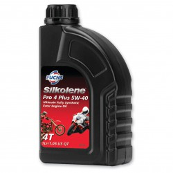 FUCHS Silkolene Olej silnikowy syntetyczny Pro 4 Plus 5W-40 1l