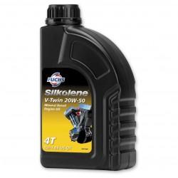FUCHS Silkolene olej silnikowy mineralny V-Twin 20W-50 Harley Davidson