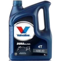 Olej półsyntetyczny Valvoline DuraBlend 4T 10W-40 4L