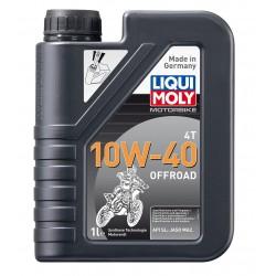 Liqui Moly 10W40 Off-Road 4T Olej silnikowy półsyntetyczny 1l