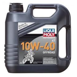 Liqui Moly 10W40 Off-Road 4T Olej silnikowy półsyntetyczny 4l
