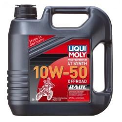 Liqui Moly 10W50 Off-Road Race 4T Synth Olej silnikowy syntetyczny 4l