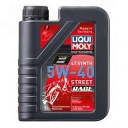 Liqui Moly 5W40 Street Race 4T Synth Olej silnikowy syntetyczny 1l
