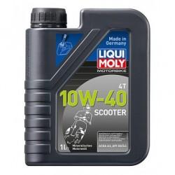 Liqui Moly 10W40 Scooter 4T Olej silnikowy mineralny do skuterów 1l