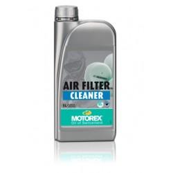 MOTOREX AIR FILTER CLEANER PŁYN DO MYCIA CZYSZCZENIA FILTRÓW GĄBKOWYCH 1l