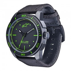 ZEGAREK ALPINESTARS TECH WATCH 3H GREEN 1017-96039