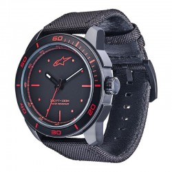 ZEGAREK ALPINESTARS TECH WATCH 3H RED 1017-96041