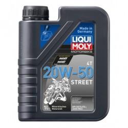 Liqui Moly 20W50 Street 4T Olej silnikowy mineralny 1l