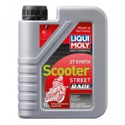 Liqui Moly Scooter Street Race 2T Synth Olej silnikowy syntetyczny 1l